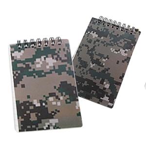 스프링 수첩 군용 군인 군대 행정용품