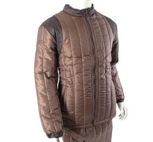신형 갈색 깔깔이(상,하의) 군용 군인 군대방한용품