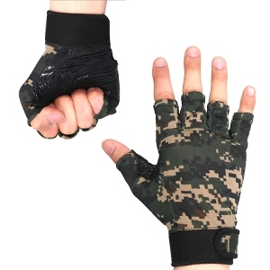 디지털 레포츠 반장갑 군용 군인 군대 자대생활용품