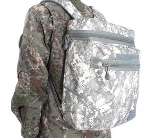 ACU픽셀 데일리백 /군인 군대 학생가방 밀리터리 백팩