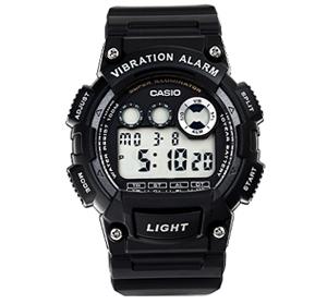 카시오(CASIO)정품 군인 입영 입대선물 전자손목시계