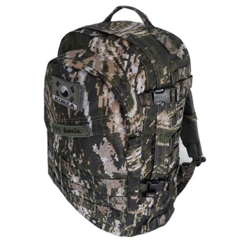 해병대 픽셀 디지털 가방(45L) /밀리터리 백팩 군용가방