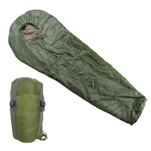 밀리터리 침낭 군인 캠핑용품 국방 아웃도어용품