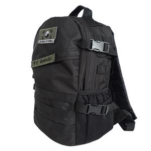 블랙 가방(35L)  /군인가방 학생 밀리터리백팩