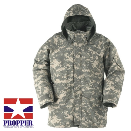ACU 미군픽셀 프로퍼 자켓 밀리터리룩 군인 야상
