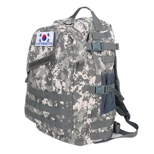 NEW ACU픽셀 디지털가방(45L) /군인가방 밀리터리백팩