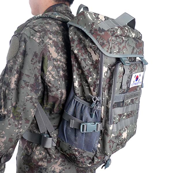 프리미엄 디지털 가방(45L) 밀리터리백팩 학생 로카