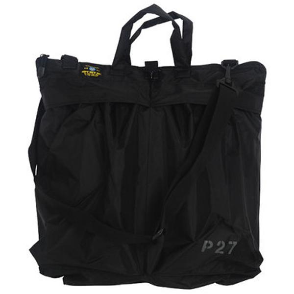 헬멧백(Helmet bag) 블랙 밀리터리 메신저 크로스백