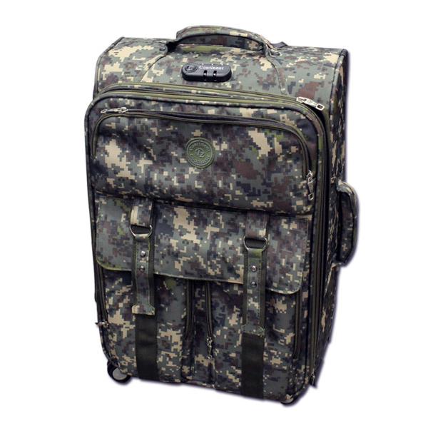 디지털 캐리어 군대 동원함 /군인 훈련용품 예비군용품