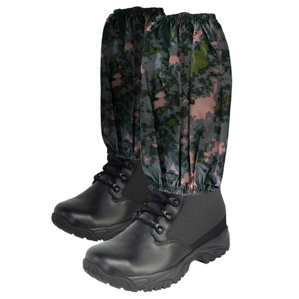 전투화 스패츠 군용 군인 군대 디지털 겨울용품