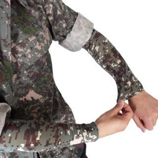 최고급 육군픽셀 쿨토시 밀리터리 스카프 군인 군용