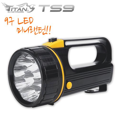 LED 미니랜턴 TS9 손전등 후레쉬 캠핑랜턴 렌턴