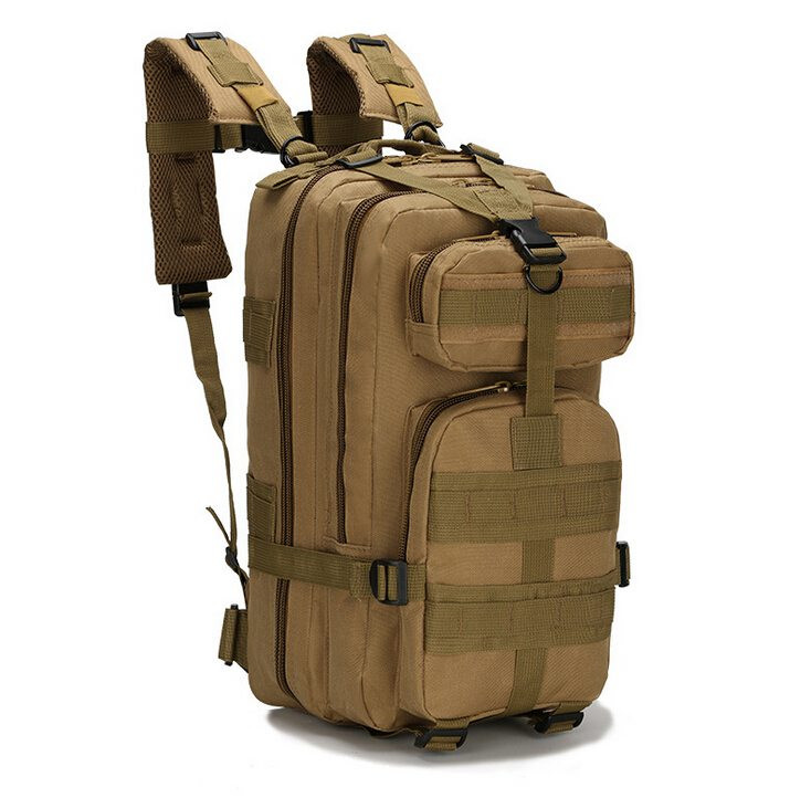 COMPACK 코요테브라운 TAN 색상/밀리터리백팩 군인 로카가방
