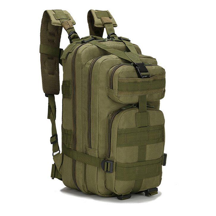 COMPACK 카키색/밀리터리백팩 군인 로카가방