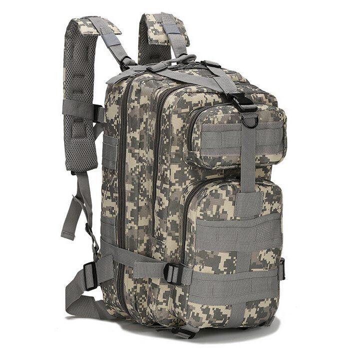 COMPACK 미군 ACU/밀리터리백팩 군인 로카가방
