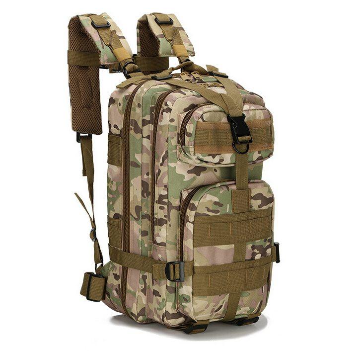COMPACK CP 멀티캠 /밀리터리백팩 군인 로카가방
