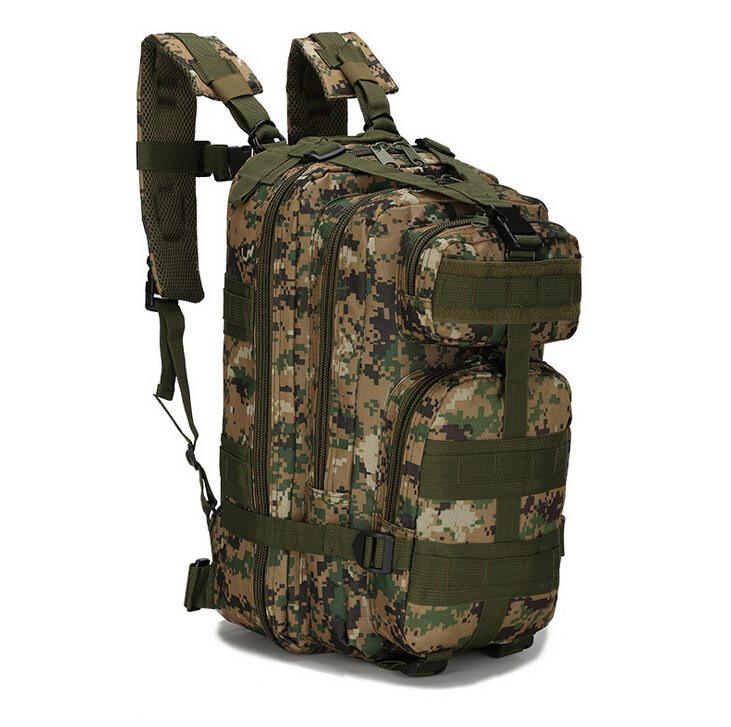 COMPACK CAMO 특전사/밀리터리백팩 군인 로카가방