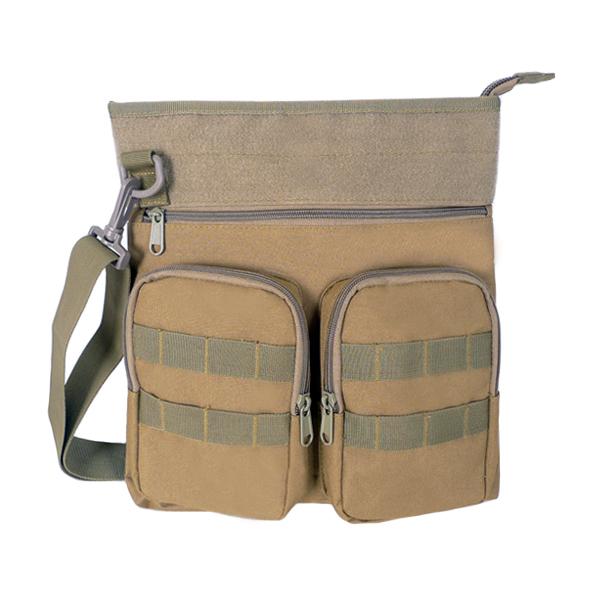 M9 밀리터리 크로스백 코요테브라운 메신저가방