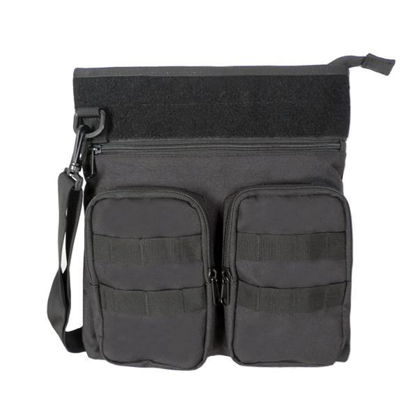 M9 밀리터리 크로스백 블랙 메신저가방