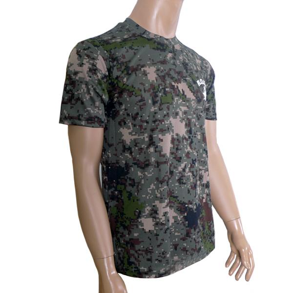 해군 디지털 반팔티 국산 군인 밀리터리 여름티셔츠