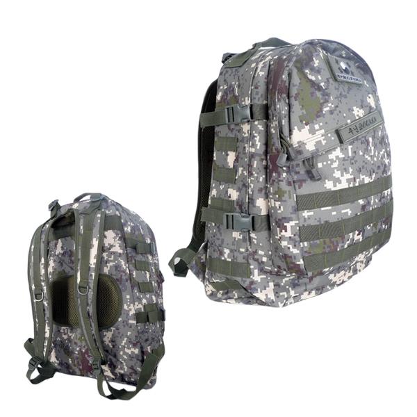 밀리터리백팩 육군 2.5day 보급형 군인 군용 남자백팩