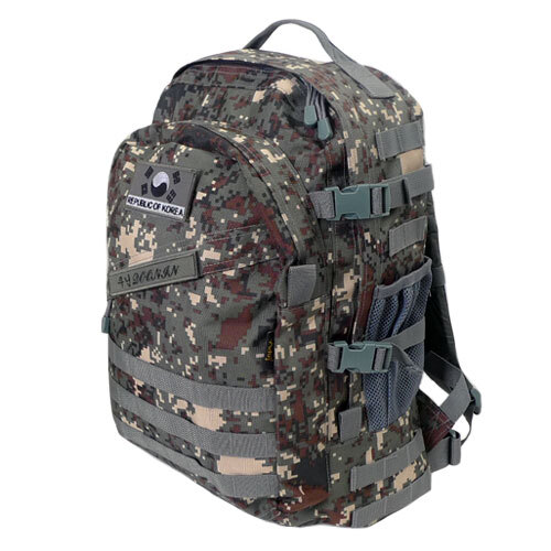 NEW 육군 디지털가방(45L) 군인 군용 밀리터리 백팩