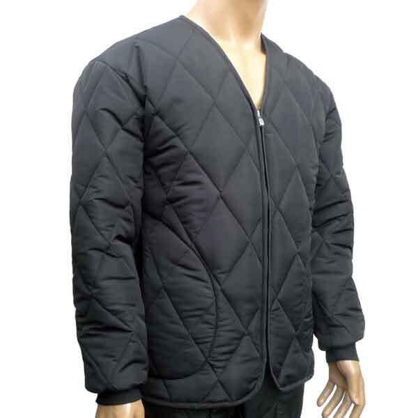 국산 V넥 블랙 깔깔이 동계 방한용품 외투 자켓