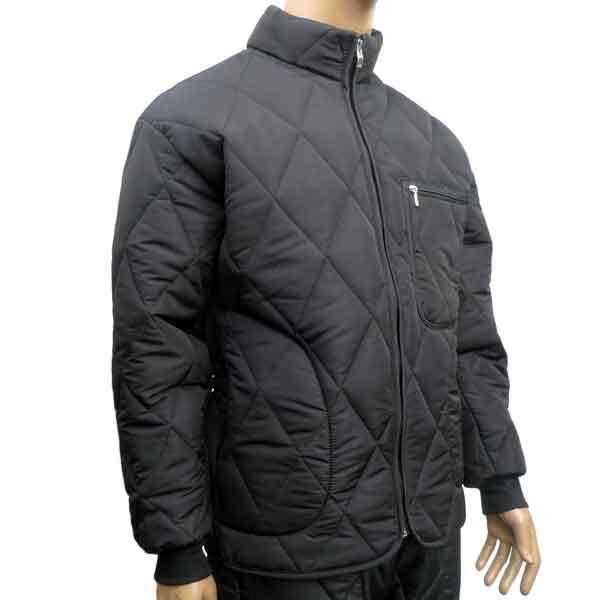 국산 차이나넥 블랙 깔깔이 동계 방한용품 외투 자켓