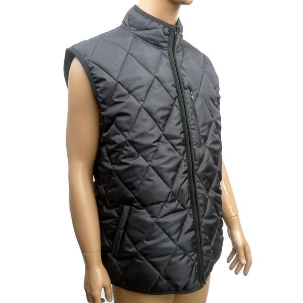 밍크 방한 깔깔이 조끼 동계 방한용품 외투 자켓