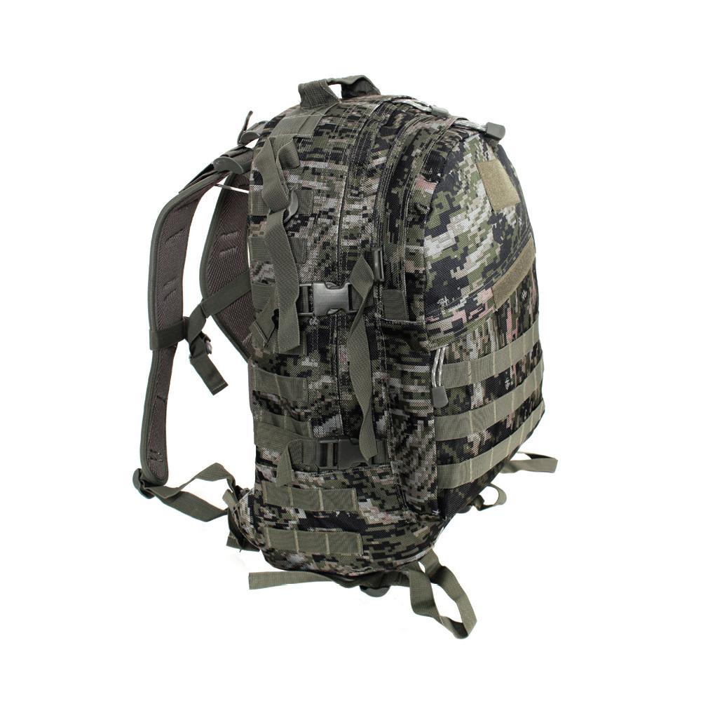 3D백팩1(45L)해병대 군인가방 학생 군용 밀리터리백팩