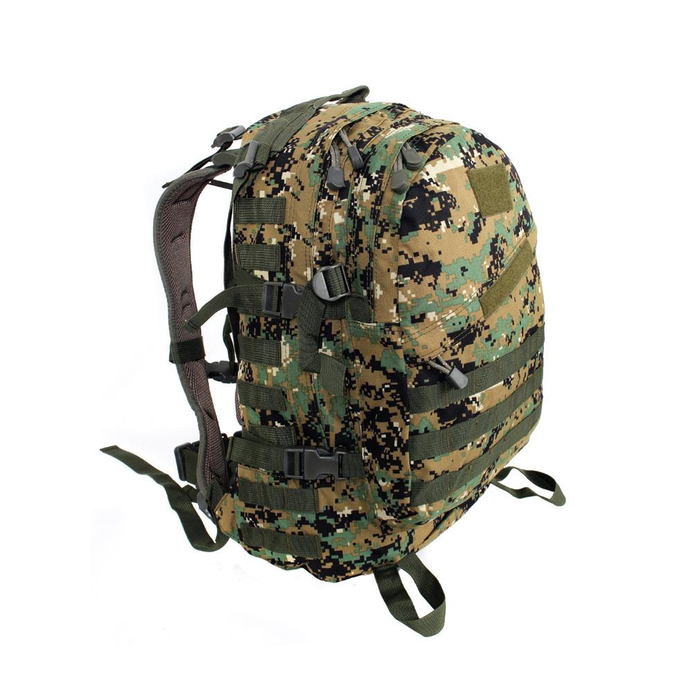 3D백팩1(45L)특전사 군인가방 학생 군용 밀리터리백팩