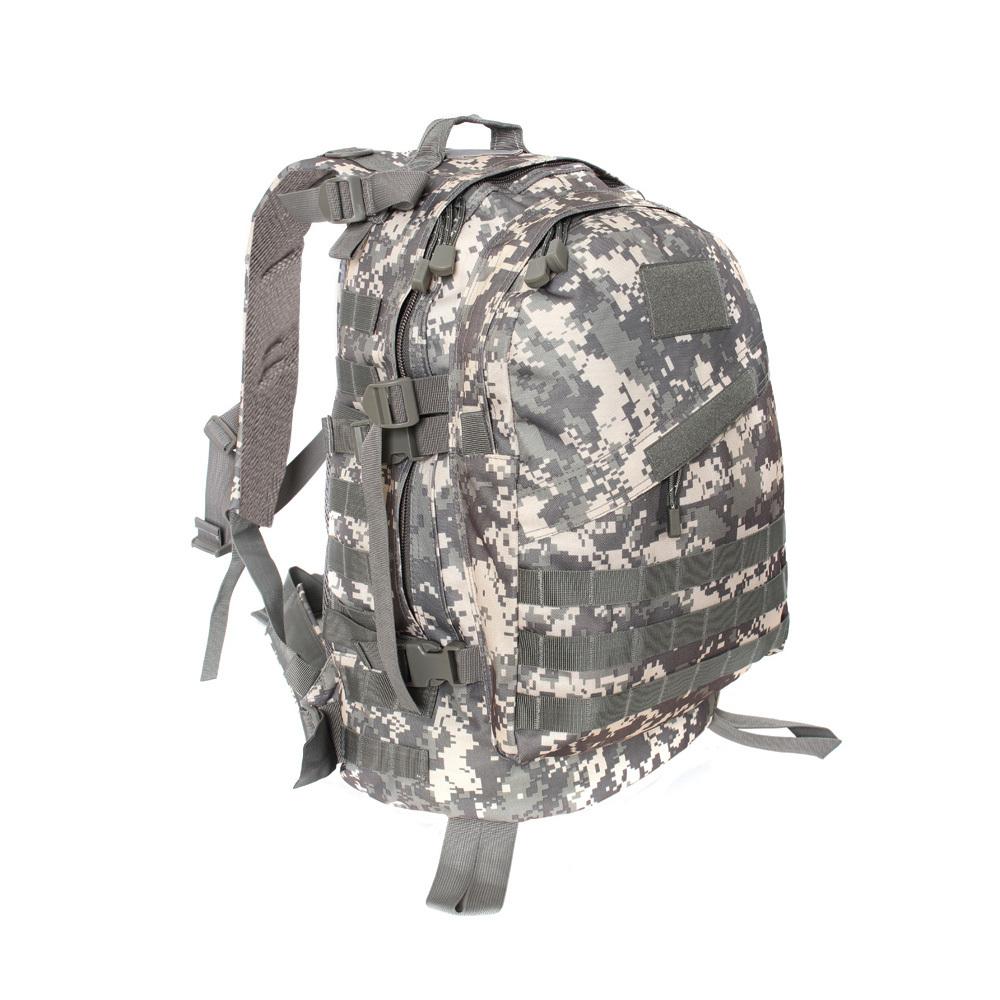 3D백팩2(45L)ACU 군인가방 학생 군용 밀리터리백팩