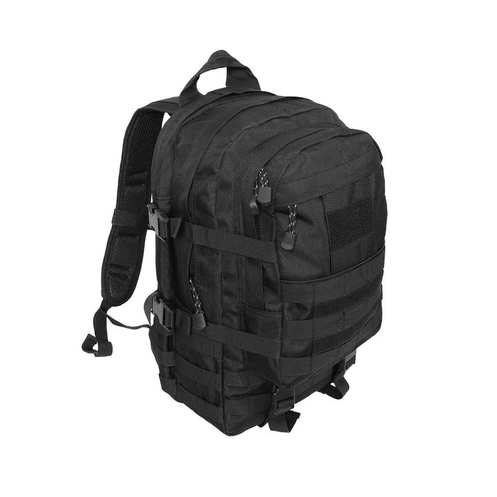 몰리어설트2(30L)검정 군인가방 학생 밀리터리백팩