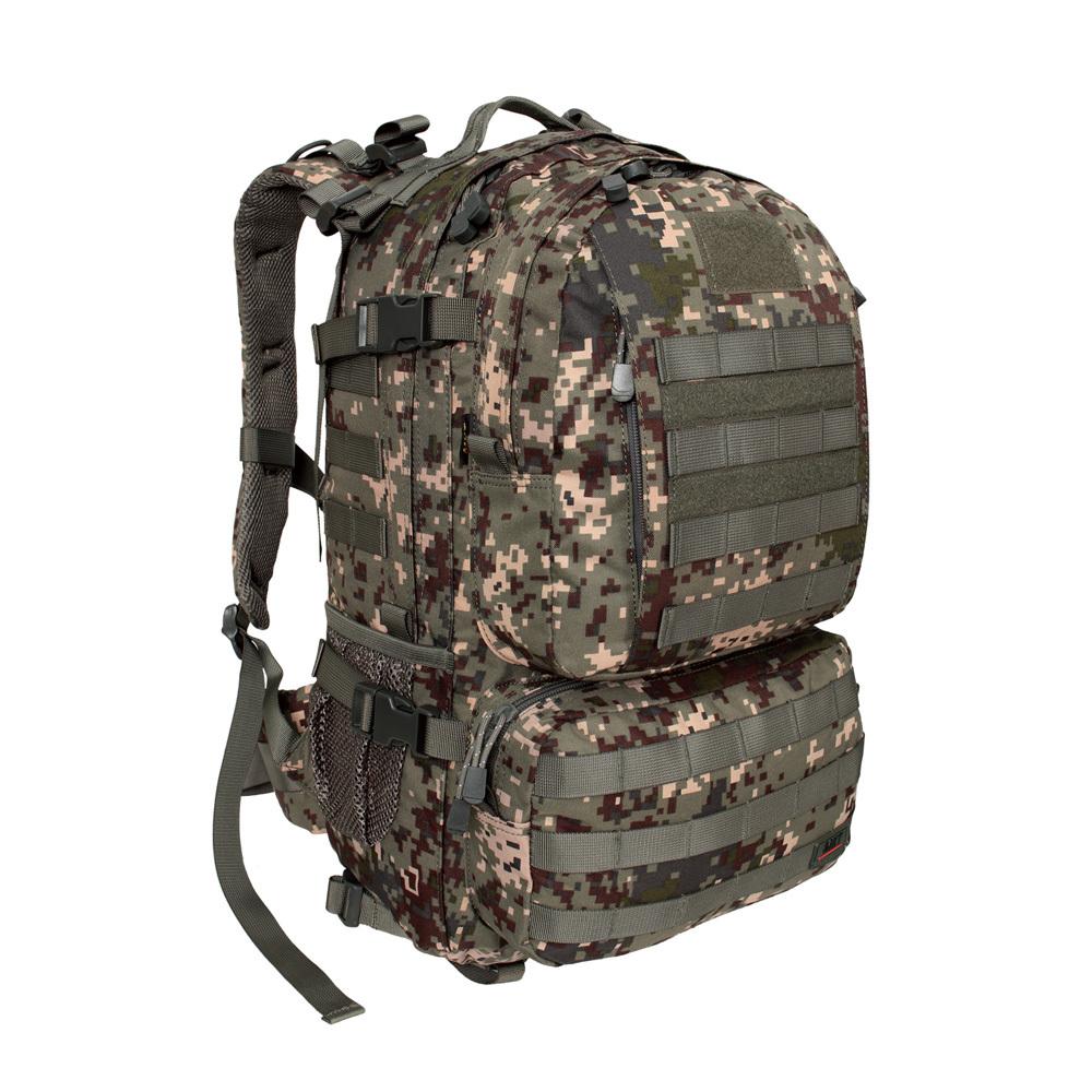 더블전술백팩(45L)디지털 군인가방 로카밀리터리백팩