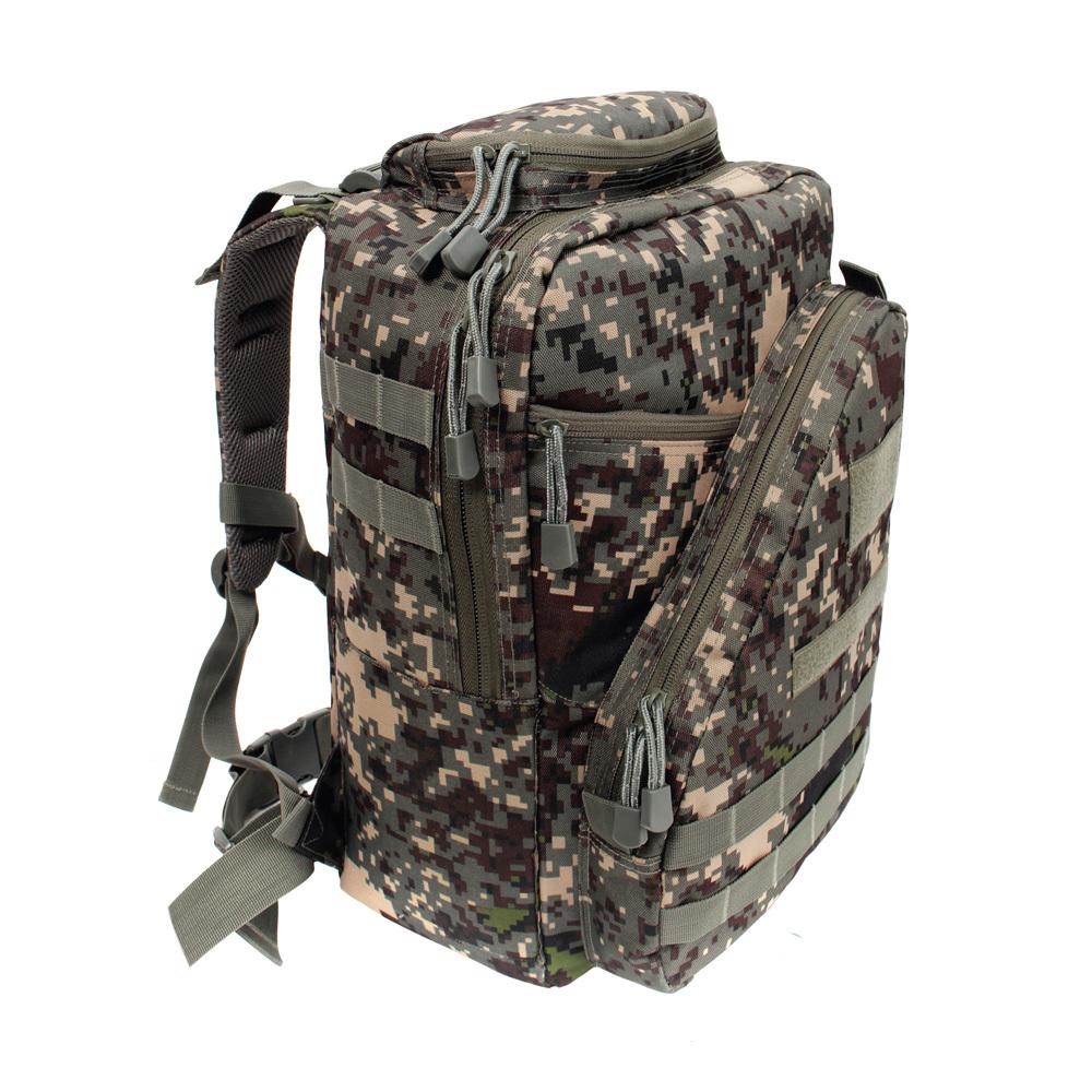 스마트백팩1(40L)디지털 군인가방 로카 밀리터리백팩