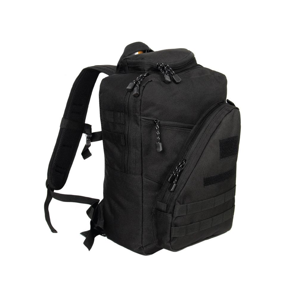 스마트백팩2(40L)검정 군인가방 로카 밀리터리백팩