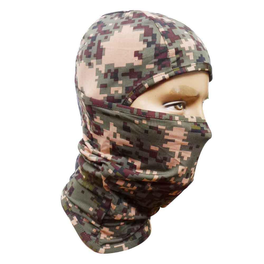 디지털멀티스카프(군인용) 육군위장마스크 바라클라바