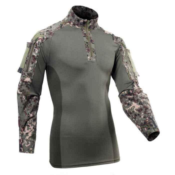 육군 컴뱃셔츠/국산 택티컬 군용 군대 전술셔츠