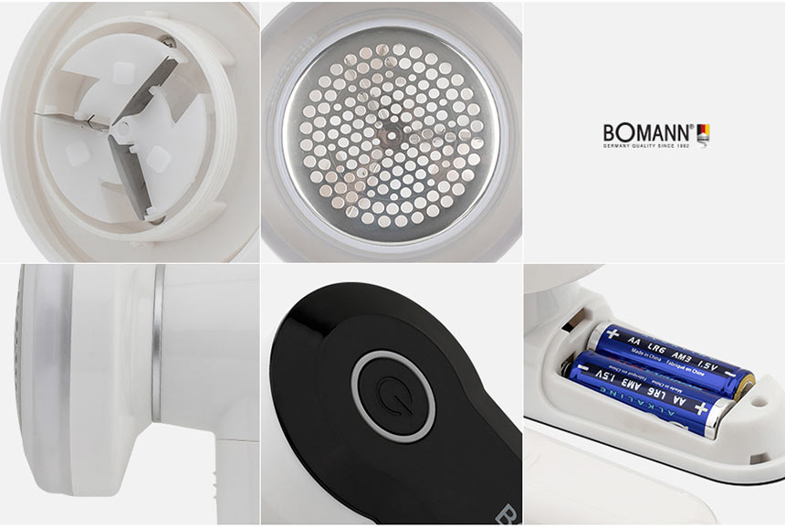 보만 건전지식 보풀제거기 LR5000BW - 보만, 22,500원, 생활잡화, 반짇고리/바느질용품