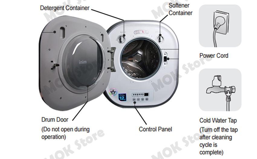 220 volt washing machine