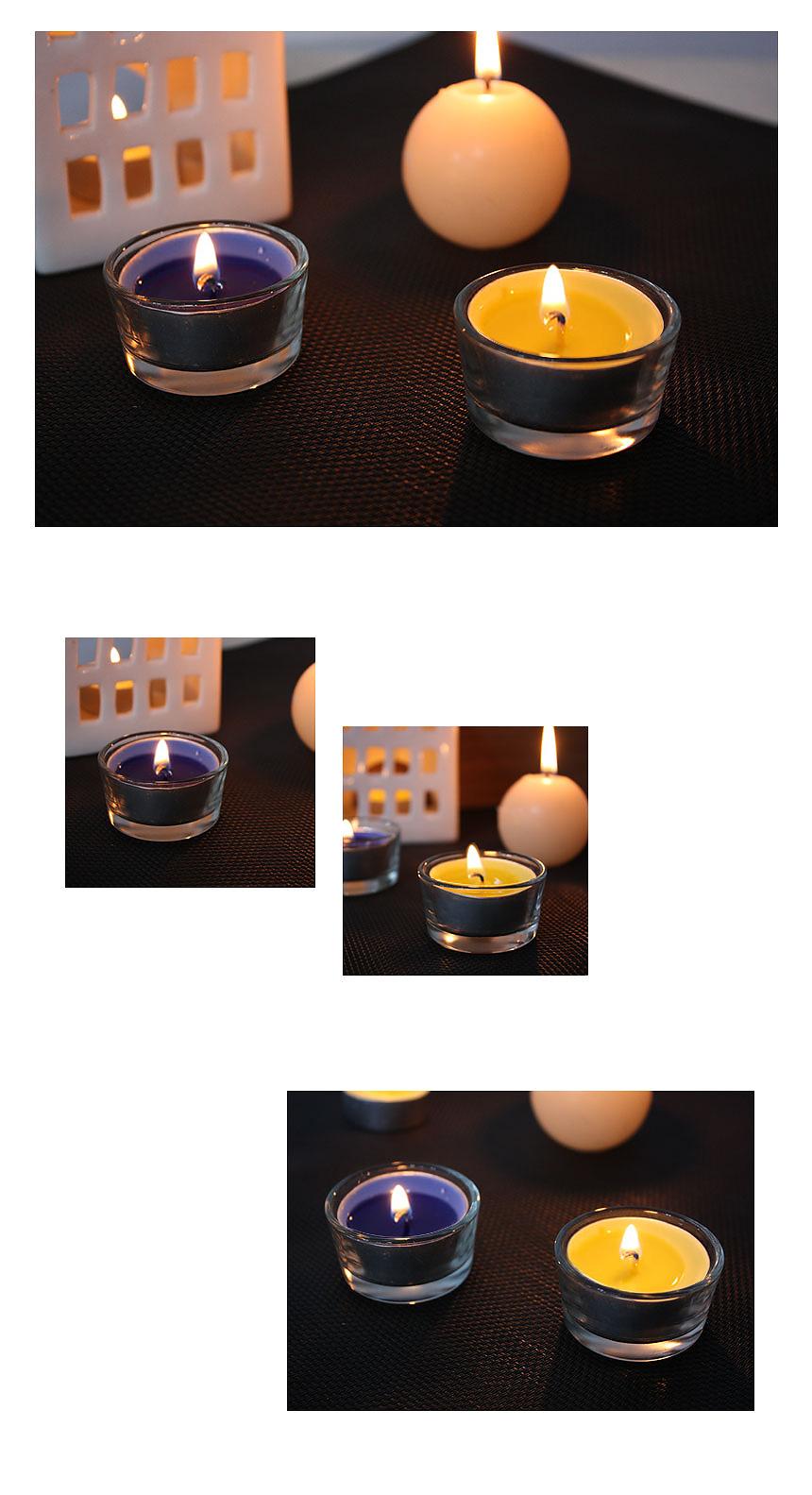 미니초컵 캔들홀더(투명) - 글라스코, 1,600원, 캔들, 캔들홀더/소품