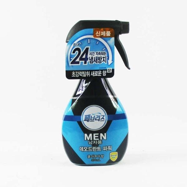 [현재분류명],페브리즈 MEN 370ml X 12,섬유탈취제,탈취제,방향제,페브리즈,탈취방향제