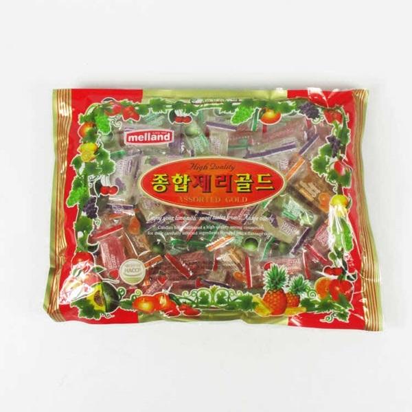 [현재분류명],종합제리골드 900g X 8,캔디,사탕,종합캔디,과일사탕,젤리
