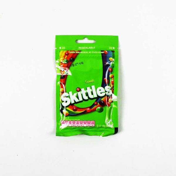 [현재분류명],스키틀즈 캔디 샤워 초록 40g X 20,캔디,사탕,종합캔디,과일사탕,젤리