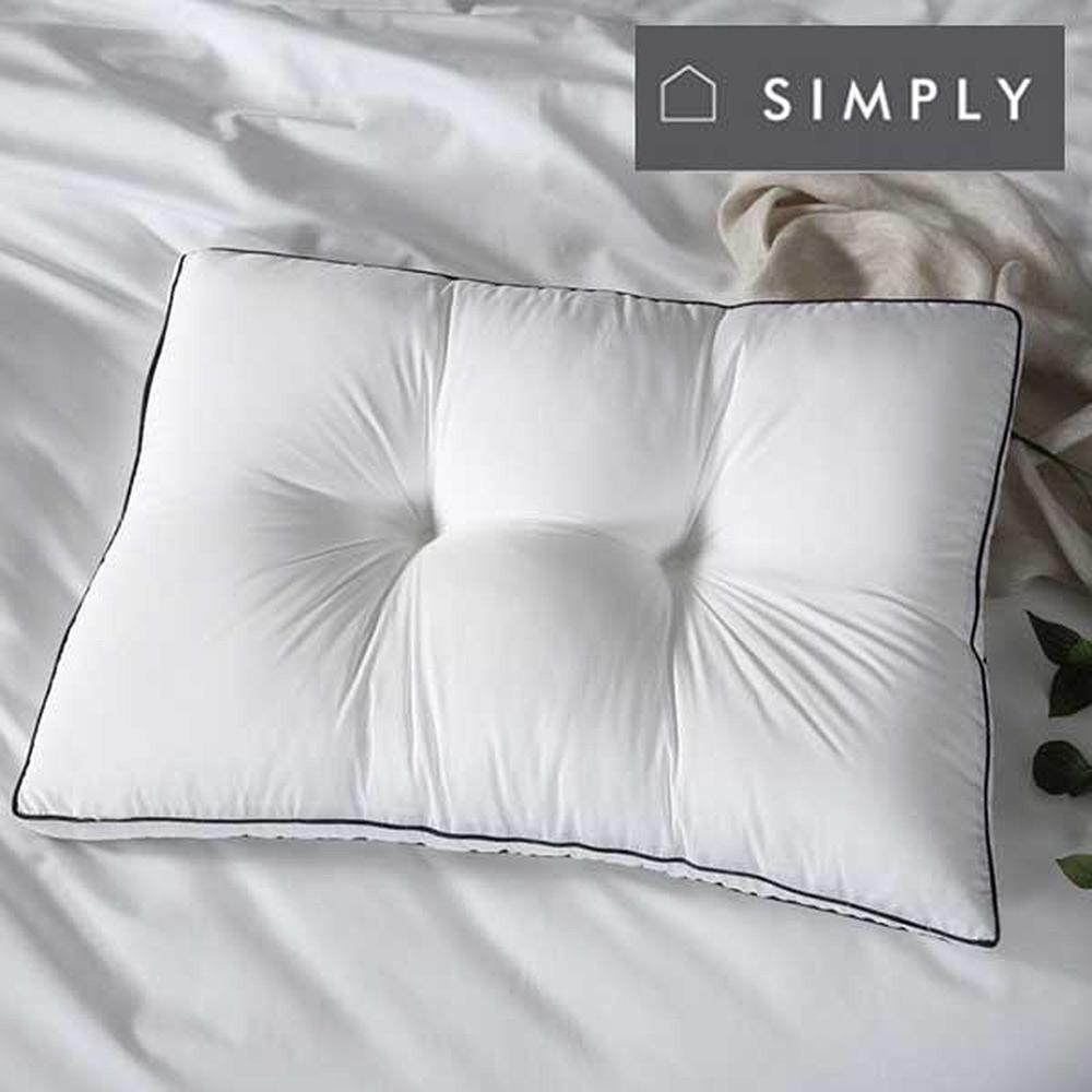 [simply home] 심플리홈 빨아쓰는 호텔베개 40x60cm
