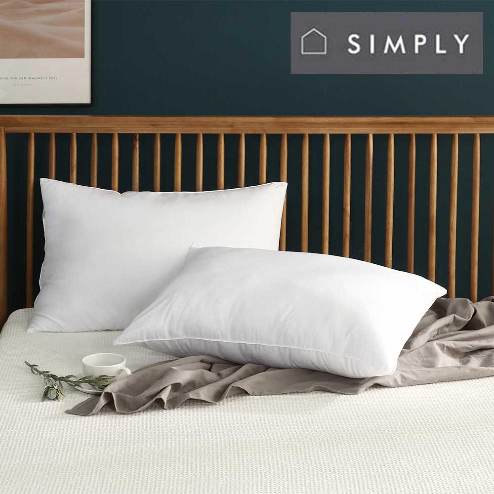 [simply home] 심플리홈 빨아쓰는 항균 베개솜 1+1