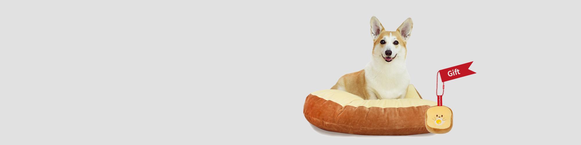 식빵강아지방석