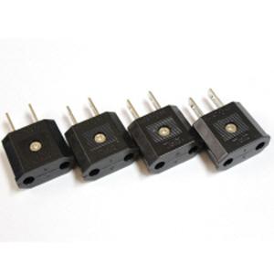 Travel Adapter / Plug in convert 220v to 110v Adapter 2Pcs ...
