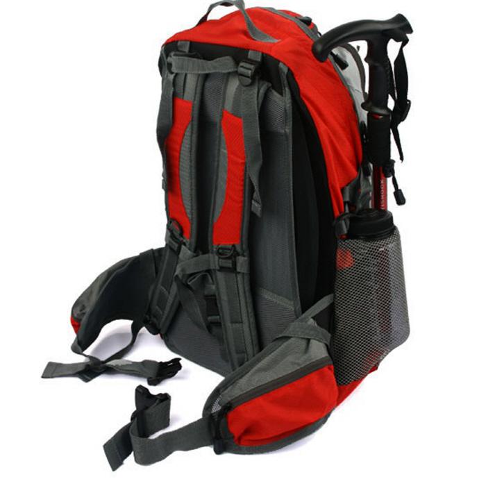 30L Backpacking Backpack Bag Rucksack Travel Hiking Daypack ...