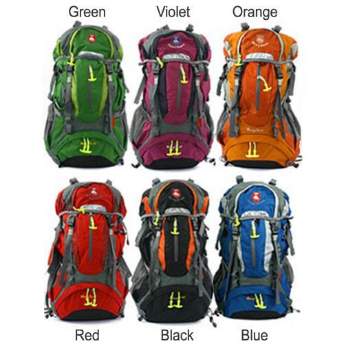 35L Backpacking Backpack Bag Rucksack Travel Hiking Daypack ...